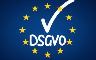 Homepage an die neue DSGVO anpassen